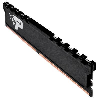 Memória Patriot Signature Premium 16GB (1x16GB), 2666MHz, DDR4, CL19 - PSP416G26662H1
