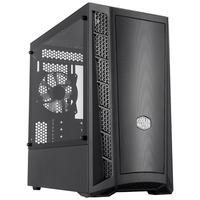 Gabinete Gamer Cooler Master MasterBox MB311L, Mini Tower, com FAN, Lateral em Vidro - MCB-B311L-KGNN-S00