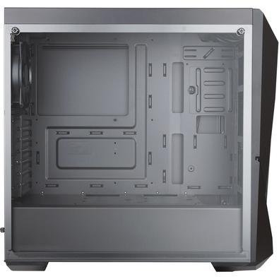 Gabinete Gamer Cooler Master MasterBox K500 ARGB, Mid Tower, ARGB, com FAN, Lateral em Vidro - MCB-K500D-KGNN-S02