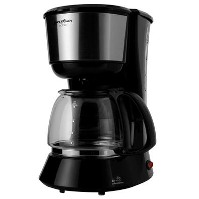 Cafeteira Elétrica Britânia BCF36I, 30 Xícaras, 750W, 220V, Preto/Inox - 63902087