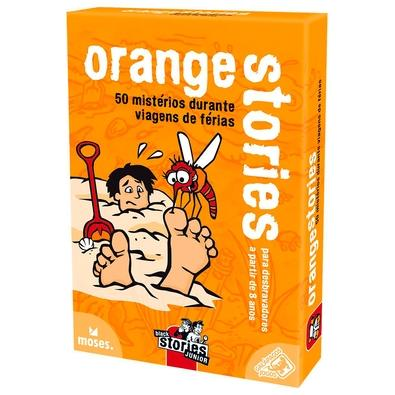 Jogo Orange Stories - BLK203