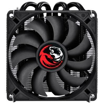 Cooler para Processador PCYes Nótus LP, AMD/Intel - PAC93PTSL