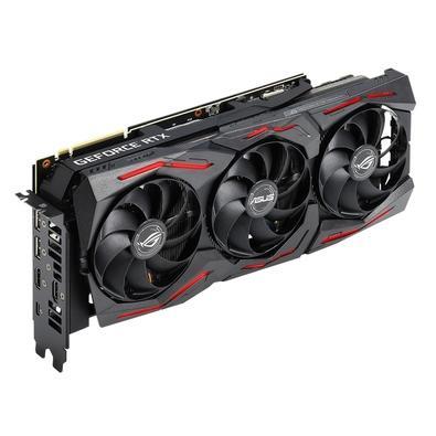 Placa de Vídeo Asus ROG Strix NVIDIA GeForce RTX 2070 Super, 8GB, GDDR6 - ROG-STRIX-RTX2070S-8G-GAMING
