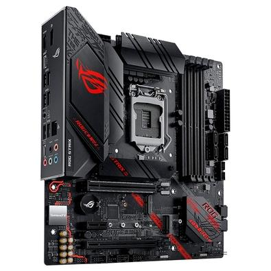 Placa-Mãe Asus ROG Strix B460-G Gaming, Intel LGA 1200, mATX, DDR4