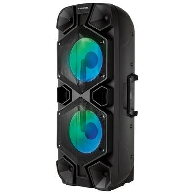 Caixa de Som Amplificada Mondial Connect Mega Sound II, LED, 1000W RMS, Bluetooth, USB - CM-15