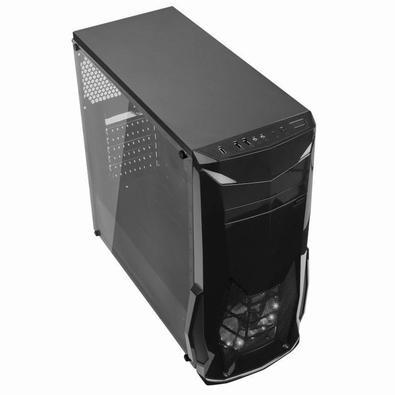 Computador Gamer Brazil PC Intel Core i5-9400, 16GB, 2TB, Linux - 45674