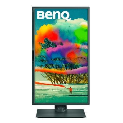 Monitor Benq LCD 32´, QHD, HDMI, DVI, Som Integrado, Altura Ajustável - PD3200Q