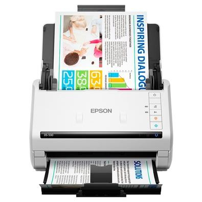 Scanner de Mesa Epson WorkForce, Colorido, Duplex - DS-530