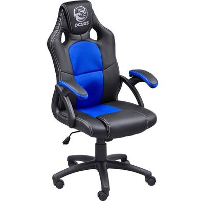 Cadeira Gamer PCYes Mad Racer V6, Blue - MADV6AZ