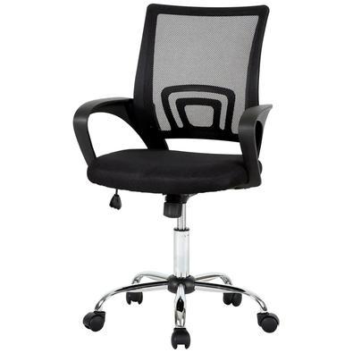 Cadeira De Escritório Multilaser Executive Cromada - GA197