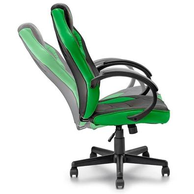 Cadeira Gamer Warrior Tongea Green - GA160