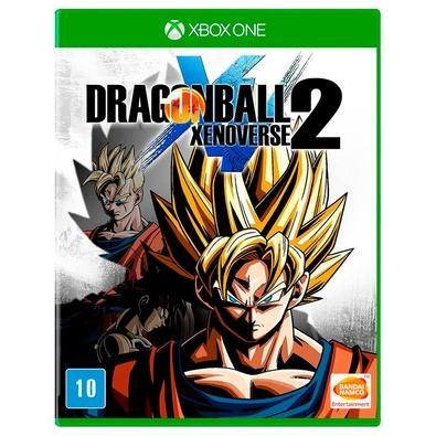 Game Dragon Ball - Xenoverse 2 Xbox One