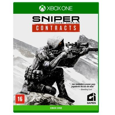 Game Sniper Ghost Warrior Contracts Xbox One
