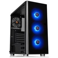 Gabinete Gamer Thermaltake V200 TG, Mid Tower, RGB, com FAN, Lateral em Vidro - CA-3K8-60M1WZ-00