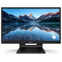 Monitor Philips LED 23.8´ Smooth Touch, Full HD, HDMI/DisplayPort - 242B9T