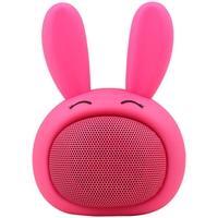 Caixa de Som Portátil Elsys Coelho, Bluetooth, 3W, Rosa - 998903087340 - EAS051C-7