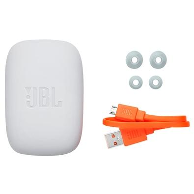 Fone de Ouvido Esportivo Bluetooth JBL Endurance Jump, com Microfone, Recarregável, À Prova d´Água - JBLENDURJUMPBLK