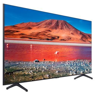 Smart TV 50´ 4K UHD Samsung, 2 HDMI, 1 USB, Wi-Fi, Bluetooth, HDR - UN50TU7000GXZD