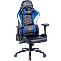 Cadeira Gamer Husky Storm Blue Black White - HST-B..