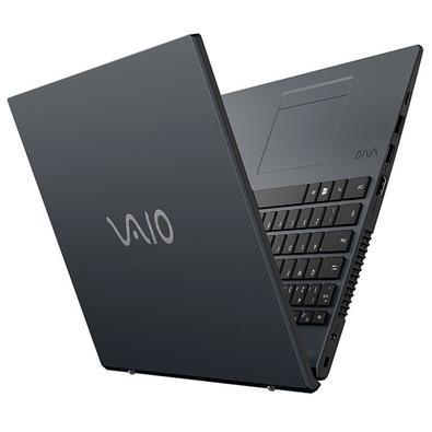Notebook Vaio FE15 Intel Core i3-8130U, 4GB, 1TB, Windows 10 Home, 15.6´, Cinza Escuro - 3341167