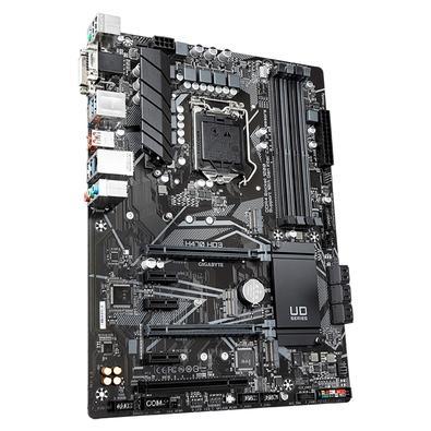Placa-Mãe Gigabyte H470 HD3, Intel LGA1200, ATX, DDR4