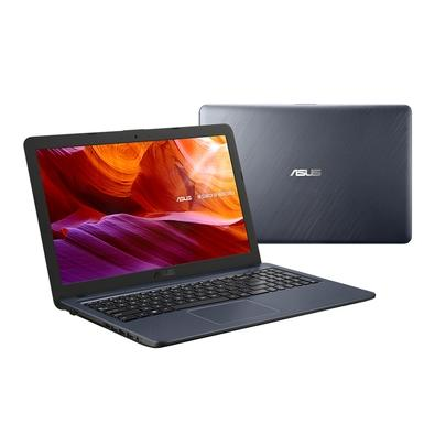 Notebook Asus VivoBook X543 Intel Core i3-6100U, 4GB, 1TB, Windows 10 Home, 15.6´, Cinza - X543UA-GQ3153T