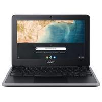 Chromebook Acer C7 Intel Celeron N4020, 4GB, 32GB, Chrome OS, 11.6´ - C733-C607