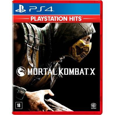 Game Mortal Kombat X PS Hits PS4