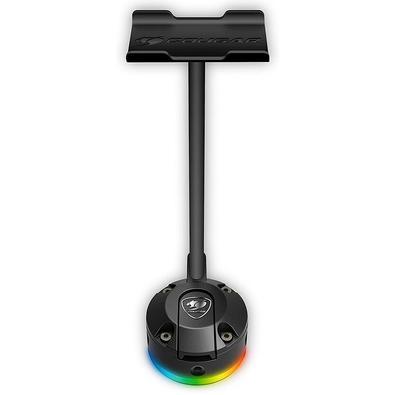 Suporte para Headset Gamer Cougar Bunker S RGB, USB - 3MBSRXXB-0001
