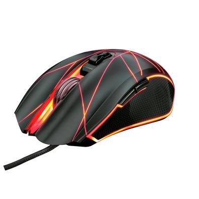 Mouse Gamer Trust GTX Ture, RGB, 7 Botões, 4000DPI - 22332