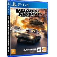 Game Velozes e Furiosos: Encruzilhada PS4