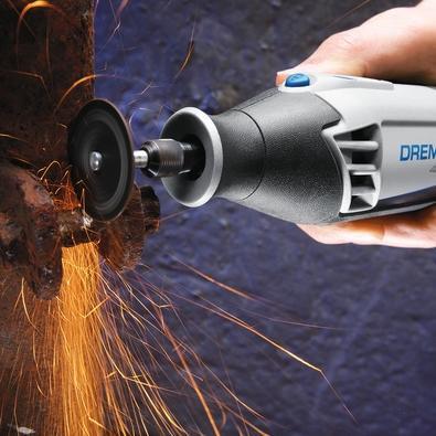 Dremel Bosch 4000 Microrretífica, com 26 Acessórios, 110V - F0134000NU-000