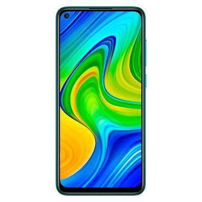 Smartphone Xiaomi Redmi Note 9, 64GB, 48MP, Tela 6.53', Verde Forecast Green + Capa Protetora - CX295VRD
