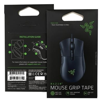 Mouse Grip Tape Razer para Mouse Gamer Deathadder V2 Mini - RC30-03340200-R3M1