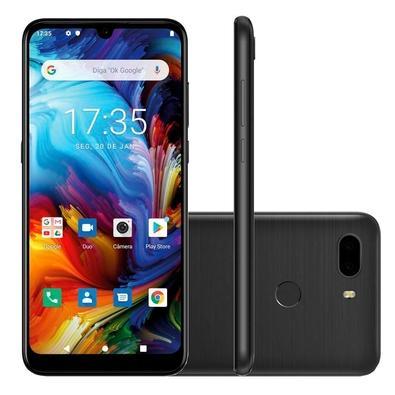 Celular Smartphone Philco Pcs02p 64gb Preto - Dual Chip
