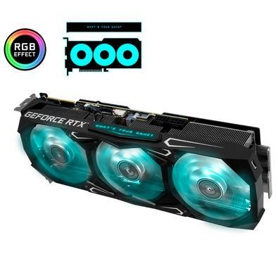 Placa de Vídeo Galax NVIDIA GeForce RTX 3090 SG (1-Click OC), 24GB, GDDR6X - 39NSM5MD1GNA
