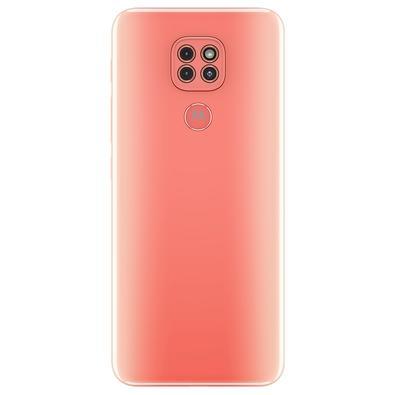 Smartphone Motorola Moto G9 Play, 64GB, 48MP, Tela 6.5´, Rosa Quartzo + Capa Protetora - XT2083-1