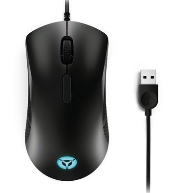 Mouse Gamer Lenovo Legion M300, RGB, 8 Botões, 8000DPI - GY50X79384