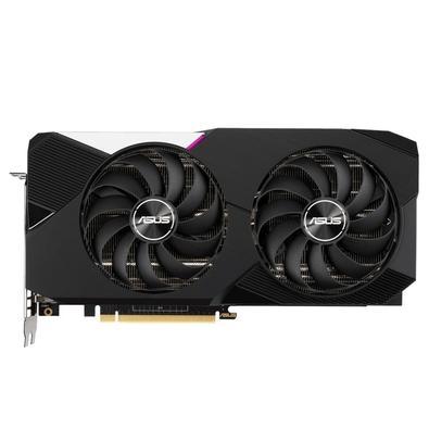 Placa de Vídeo Asus NVIDIA GeForce RTX 3070, 8GB, GDDR6 - RTX DUAL-RTX3070-O8G
