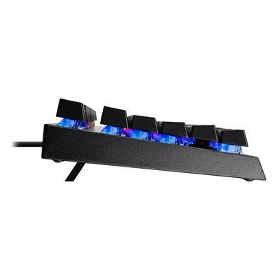 Teclado Mecânico Gamer Cooler Master CK350, RGB, Switch Outemu Blue, US - CK-350-KKOL1-US