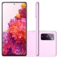 Smartphone Samsung Galaxy S20 FE, 256GB, 32MP, Tela 6.5´, Cloud Lavender - SM-G780FLVSZTO