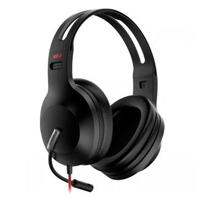 Headset Gamer Edifier G1SE Hecate, P2 e P3, Drivers 40mm,  Compatível com PC Mac PS4 Xbox, Preto - G1SE-BK