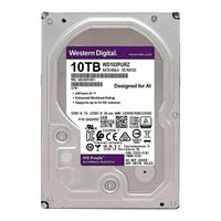 HD Western Purple Surveillance, 3.5´, 10TB, SATA - WD102PURZ