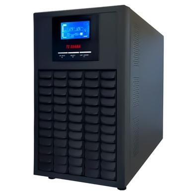Nobreak TS Shara UPS Senno VT 3KVA, 2700W, 6BS, Mono, LCD, USB, RS232, 220V, 6x Baterias Ide Internas de 9AH - 6872