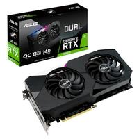 Placa de Vídeo Asus TUF NVIDIA GeForce RTX 3060 TI, 8GB, GDDR6 - DUAL-RTX3060TI-O8G
