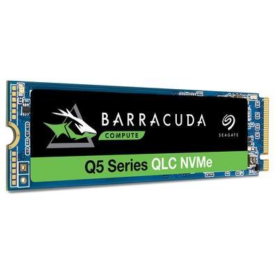 SSD Seagate Barracuda Q5, 1TB, M.2, PCIe G3 x4 - ZP1000CV3A001