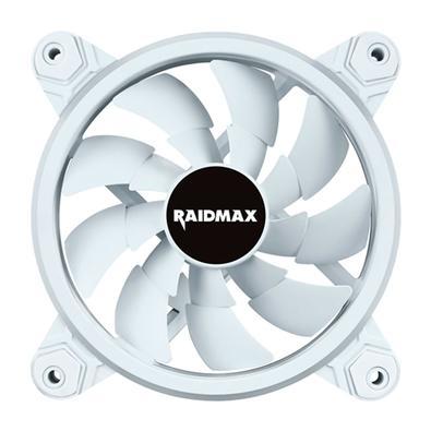 Cooler FAN Raidmax ARGB, 120mm - NV-T120FWP