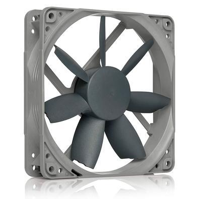 Cooler FAN Noctua Redux Edition, 120mm, para PC, Cinza - NF-S12B redux-1200 PWM