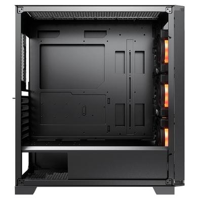Gabinete Gamer Cougar Darkblader X5 RGB, Mid Tower, 3x FAN ARGB Frontais, Lateral em Vidro Temperado, Preto - 385UM30.0003