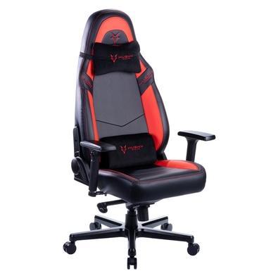 Cadeira Gamer Husky Gaming Avalanche 900, Preto, Com Almofadas, Reclinável com Sistema Frog, Descanso de Braço 3D - HGMA083